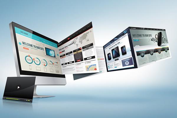 现在比较流行的高端网站设计风格是什么?