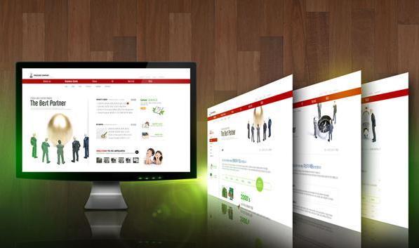企业网站网页设计找专业公司的好处