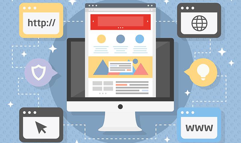 营销型网站设计制作要注意细节专业与精致